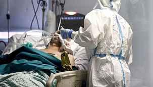 Almanya'da bir hastane koronanın hızlı yayılan türü B117 nedeniyle karantinaya alındı