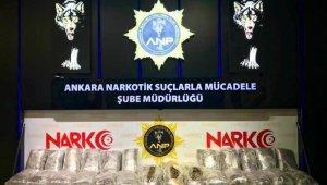 Ankara polisinden zehir tacirlerine darbe