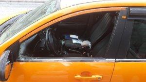 Ankara'da çaldıkları otomobille ticari taksileri soyan çeteye operasyon