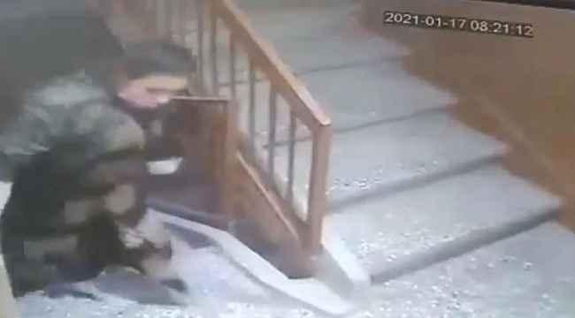 Apartmandan ayakkabı hırsızlığı - Bursa Haberleri