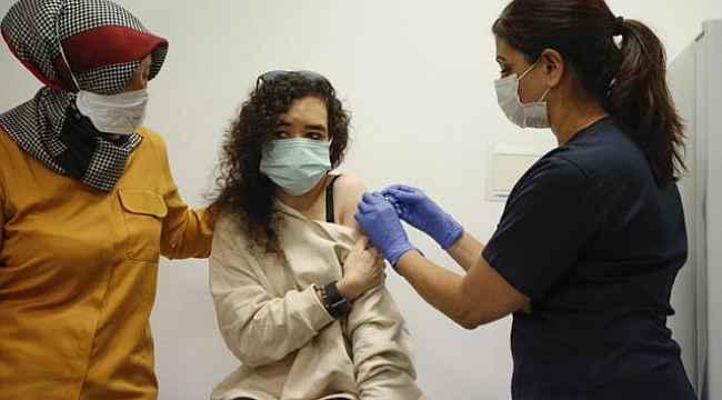Aşı yapılacak vatandaşlardan 'Rıza belgesi' alınacak
