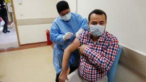 Aşının yan etkisi görülmedi