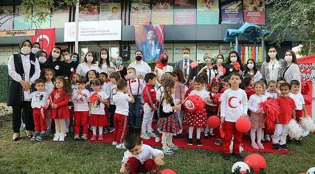 Atakum Belediyesi AtaÇocuk Anaokulu'na ikinci şube geliyor