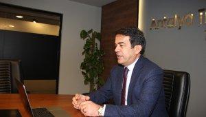 """ATB Başkanı Ali Çandır: """"İhracatta tarımın payı arttı"""""""