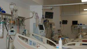 Aydın Atatürk Devlet Hastanesi'ne 12 adet yerli ventilatör cihazı
