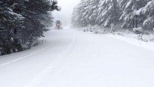 Aydın'a kar geliyor