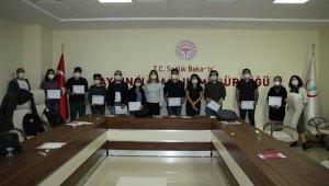 Aydın'da sağlıkçılara 'Anne Sütü ve Emzirme Danışmanlığı Uygulama Eğitimi' verildi