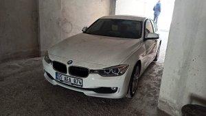 Bafra'da galeriden çalınan lüks otomobillerden ikincisi de bulundu
