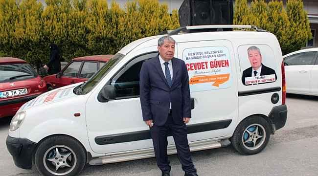 Bağımsız Belediye Başkanı Güven'in cenazesi Adli Tıp'a gönderildi