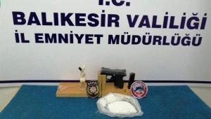 Balıkesir'de uyuşturucu operasyonu: 12 şüpheli yakalandı