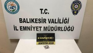 Balıkesir'de uyuşturucu operasyonu; 5 kişiye gözaltı