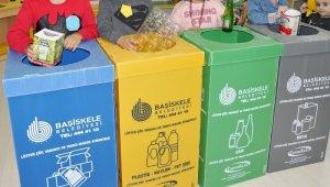 Başiskele'de son bir yılda 70 bin ton atık toplandı