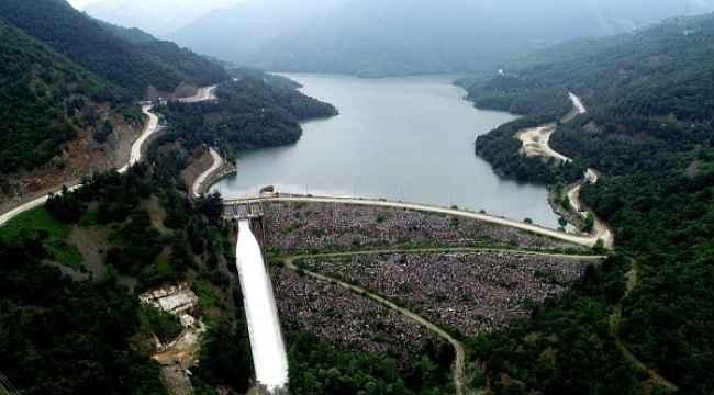 Başkan Aktaş açıkladı. Bursa'nın su rezervi 110 güne çıktı - Bursa Haberleri