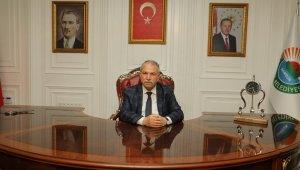 """Başkan Demirtaş: """"Hilal Kart, sıcak yemek, ekmek kuponu ile yaşam desteği oluyoruz"""""""