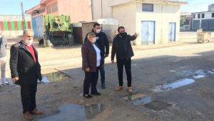 """Başkan Erdem: """"Yol ve su sorunları tarih olacak"""""""