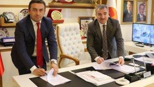 """Başkan Özdemir: """"İşçimize enflasyon oranı üzerinde bir zam ile sözleşmemizi imzaladık"""""""