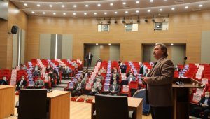 Başkan Palancıoğlu, MHP yönetim kuruluna 2020 yılında yapılan hizmetleri anlattı