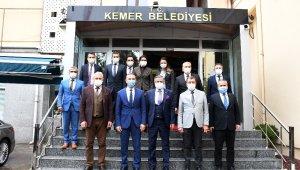 """Başkan Topaloğlu:"""" Eğitime katkımız pandemi döneminde de devam etti"""""""