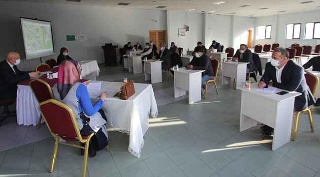 Bayburt Belediyesi Ocak Ayı Olağan Meclis Toplantısı'nın 2. oturumu yapıldı