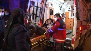 İstanbul'da yabancı uyruklu iki grup arasında bıçaklı kavga: 2'si ağır 7 yaralı