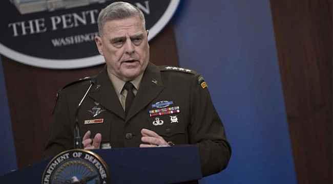"""Biden'ın yemin törenine günler kala ABD ordusundan kritik uyarı: """"Hazır olun, gözlerinizi ufukta tutun"""""""