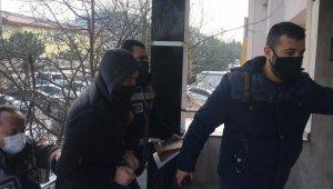 Bilecik'te çaldı Gebze'de yakalandı