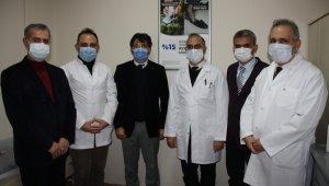 Bölgenin ilk Diyabetik Ayak Önleme ve Tedavi Merkezi DÜ'de açıldı