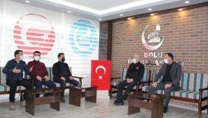 Ülkü ocağını ziyaret ettiği için eleştirilen Albay Ersever'den açıklama