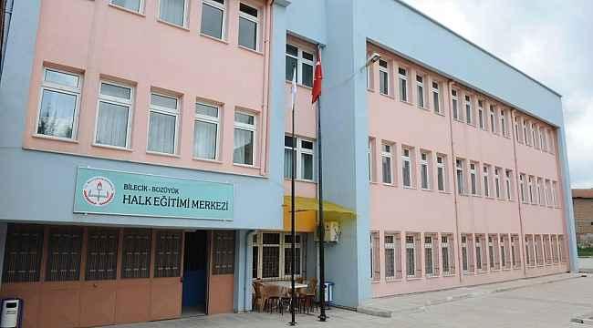 Bozüyük HEM 'Okulum Temiz Belgesi' almaya hak kazandı