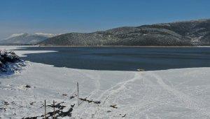 Bursa tarımının can damarı Gölbaşı Barajı'nda su seviyesi yükseliyor - Bursa Haberleri