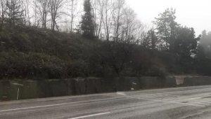 Bursa'da beklenen kar yağışı başladı - Bursa Haberleri