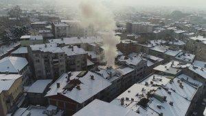 Bursa'da itfaiye ekiplerinin zor anları - Bursa Haberleri