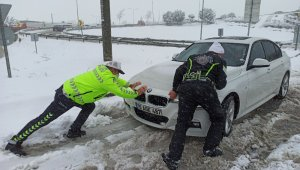 Bursa'da kar esareti - Bursa Haberleri