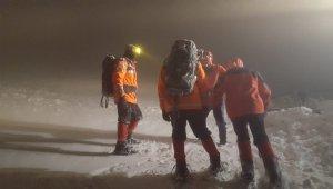 Bursa'da kayıp dağcı alarmı - Bursa Haberleri