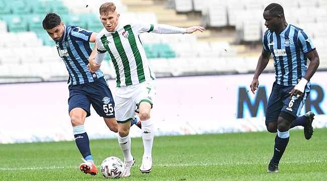 Bursaspor deplasmanda Adana Demirspor'la karşılaşacak - Bursa Haberleri