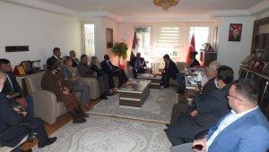 Büyükelçi Sudan'daki yatırım imkanlarını SANKON ile paylaştı