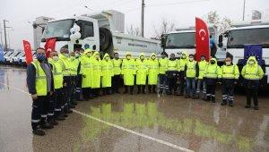 Büyükşehir'in hizmet filosu güçleniyor - Bursa Haberleri