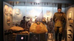 Çanakkale Savaşları Mobil Müzesi'ne büyük ilgi