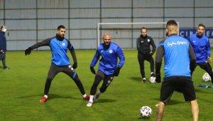 Çaykur Rizespor, Fenerbahçe maçı hazırlıklarını sürdürüyor