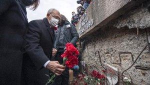 CHP Genel Başkanı Kılıçdaroğlu, Uğur Mumcu'yu andı