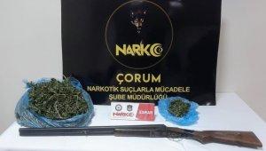 Çorum'da uyuşturucu operasyonu: 26 kişi tutuklandı