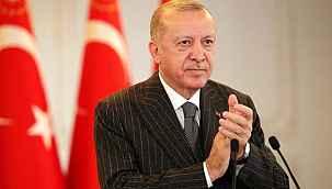 """Cumhurbaşkanı Erdoğan, """"Dünyanın en büyük 10 ekonomisinden biri olma hedefine daha yakınız"""""""