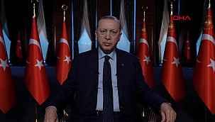 """Cumhurbaşkanı Erdoğan: """"İslam ve yabancı düşmanlığına dur denilmeli"""""""