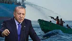 Cumhurbaşkanı Erdoğan, Nijerya açıklarında saldırıya uğrayan Türk gemisi için devrede
