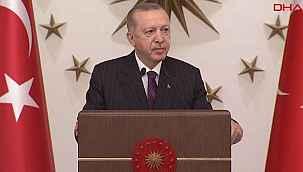 """Cumhurbaşkanı Erdoğan: """"Türkiye iki konuda ciddi haksızlıklara maruz kaldı"""""""