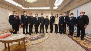 Cumhurbaşkanı Erdoğan'dan İnegöl'e fuar alanı müjdesi