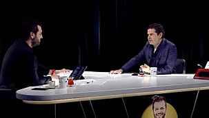 Cüneyt Özdemir, spikerlik ve YouTuber'lıktan sonra dizi işine de giriyor
