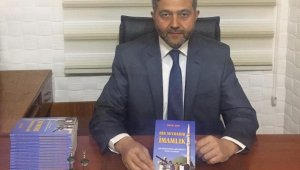 """Din görevlisi Çeri'nin """"Bir Sevdadır İmamlık"""" kitabı çıktı"""