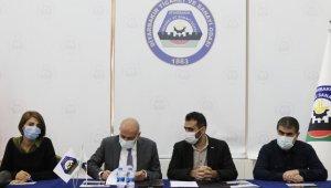 Diyarbakır Sanayi Mektebi'nde TMMOB işbirliğinde eğitimler düzenlenecek