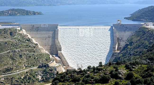 DSİ son 18 yılda Aydın'a 13 baraj 8 gölet yaptı
